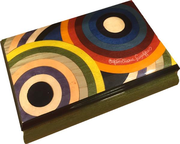 Inlaid Box Sorrento