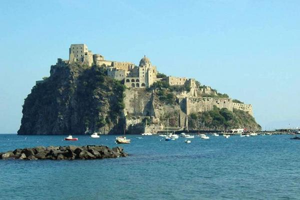 Tour of Ischia from Sorrento