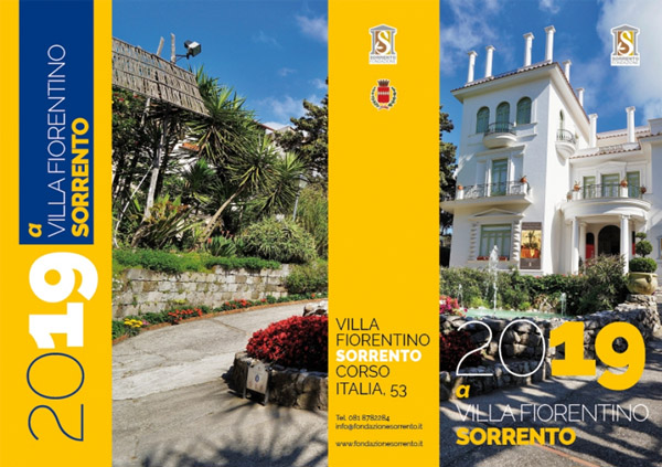 Villa Fiorentino Events 2019