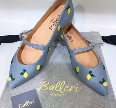 Ballerì – Shoes with a zest for life