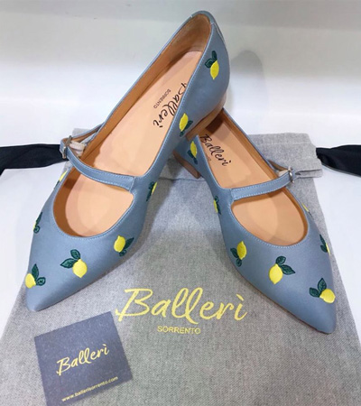 Balleri shoes Sorrento