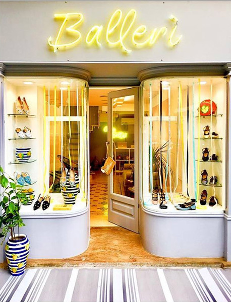 Balleri Boutique Sorrento