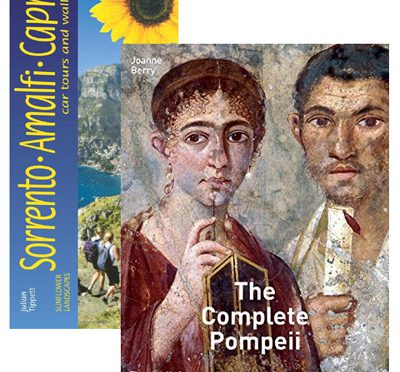 Books on Sorrento, Amalfi and Naples