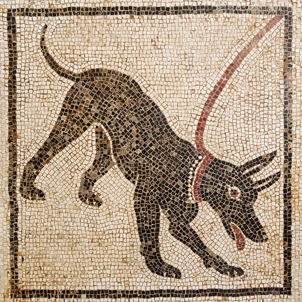 dog-mosaic