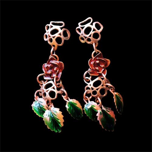 ping earrings