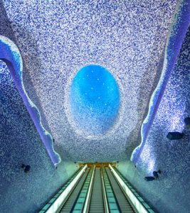 Naples Underground: The Art Metro
