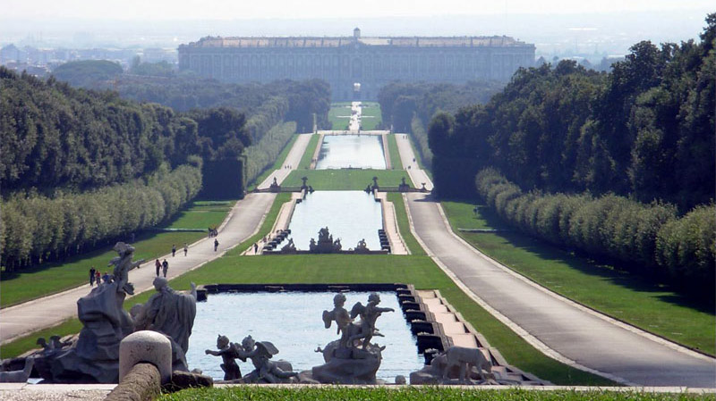 Caserta Palace and Parks
