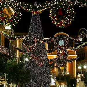 Sorrento + Christmas