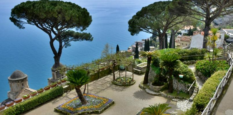 Villa Rufolo Gardens