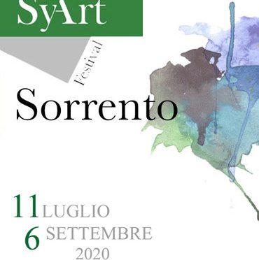 SyArt Sorrento Festival 2020