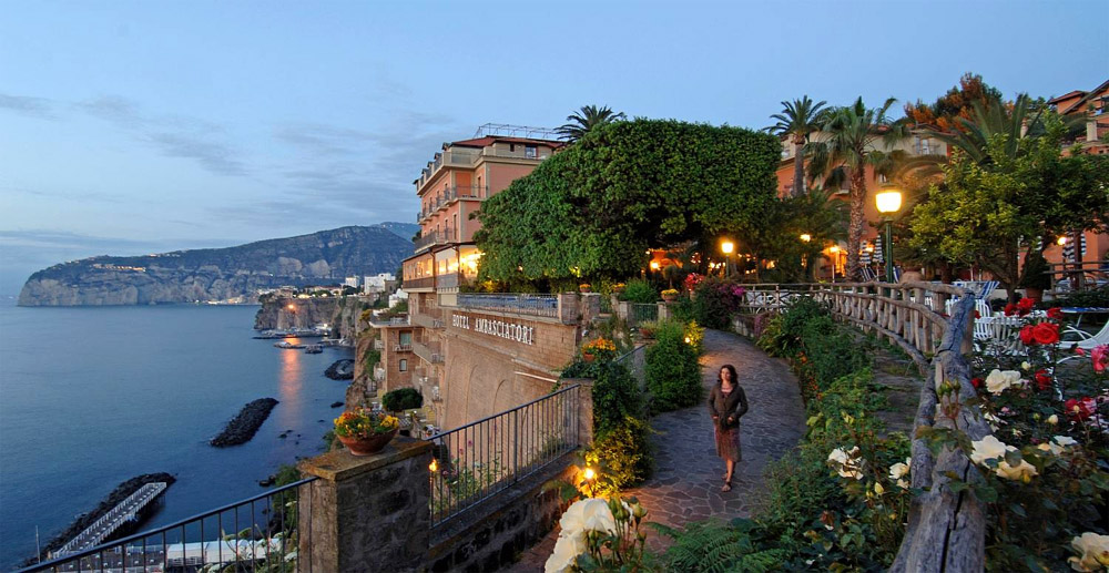 Ambasciatori Hotel in Sorrento