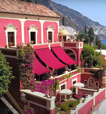 Luxury rental – Positano