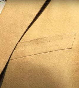 Neapolitan Tailored Jacket