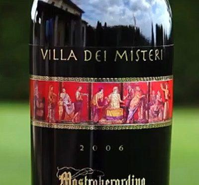 Villa Dei Misteri Wine
