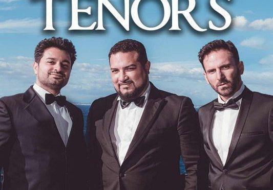 Sorrento Opera - The Three Tenors