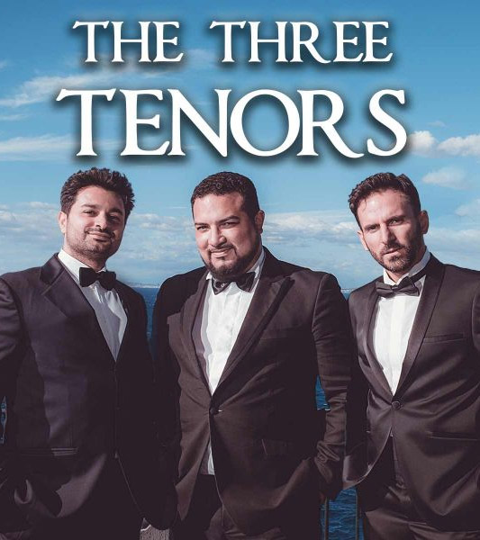 Sorrento Opera - The Three Tenors